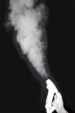 máquina de vapor pequeña de fitostinger para desinfección COVID19